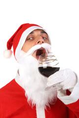drinken santa