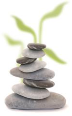 zen meditation xxl mit bambus