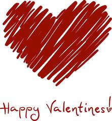 Valentine Sketch