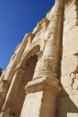 South Gate in Jerash