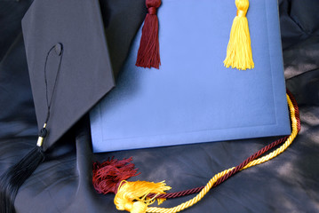 Items of graduation completion of School