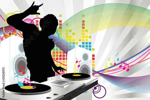 DJ Music Stock Image And Royalty Free Vector Files On Fotolia