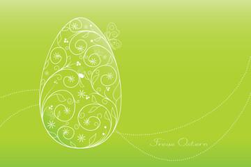 Ostern Ei
