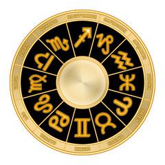 zodiac wheel (01)