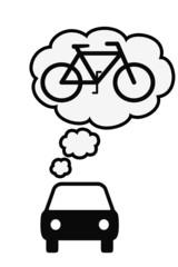 Auto Fahrrad