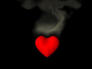 Smouldering Heart