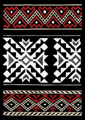 Native Americans Fabric Design