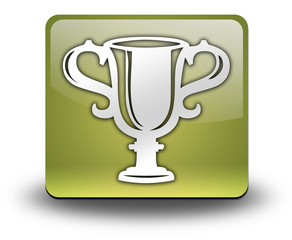 "Yellow 3D Effect Icon ""Award Cup"""