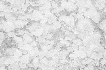 icy ground
