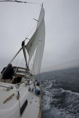 viento y mar