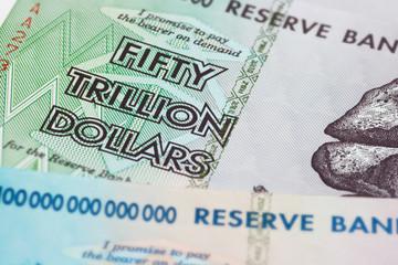Zimbabwean Dollars
