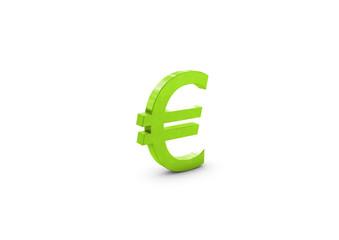 Euro grün