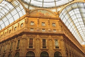 Galeria Vittorio Emmanuelle en Milan