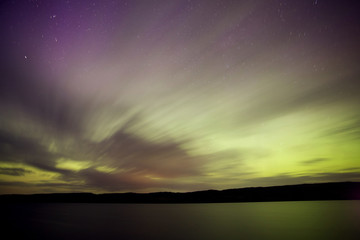 Northern Lake evening