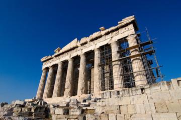 The Parthenon at Athens - Greece