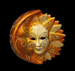 traditional Venice mask