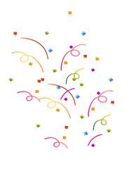 Confettis de fête