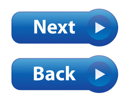 NEXT and BACK Web Buttons (continue confirm submit click here)