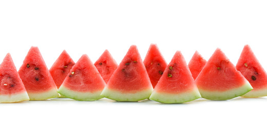 water melon slices