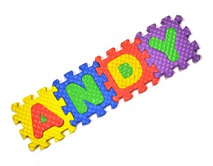 Andy connected blocks