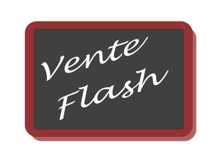 PANNEAU VENTE FLASH