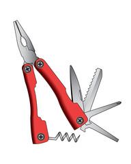 Multi Tool Plyers