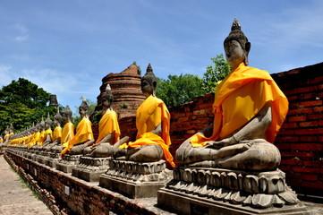 Budda Statue, Ayuthaya