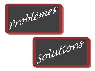 PANNEAUX PROBLEMES SOLUTIONS