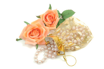 Roses and pearls