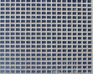 Fensterfront Hochhaus