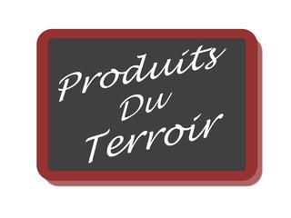 PANNEAU PRODUITS DU TERROIR