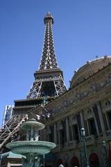 Recess Fitting Paris Eiffelturm