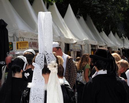 coiffe et chapeau bretons