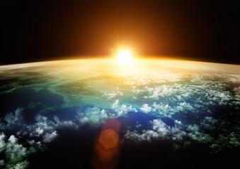 Earth - Beautiful Horizons