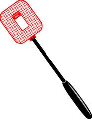 Red Flyswatter