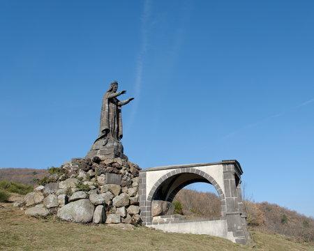 Volvic : Notre Dame de la Garde