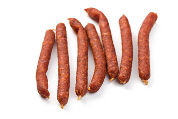 smoked sausages