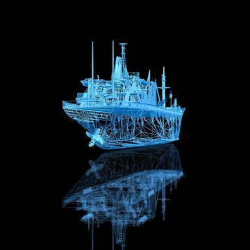 new ship