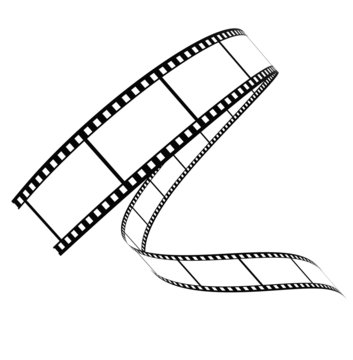 Segment film rolled down