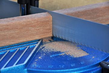 Close up of cutting board