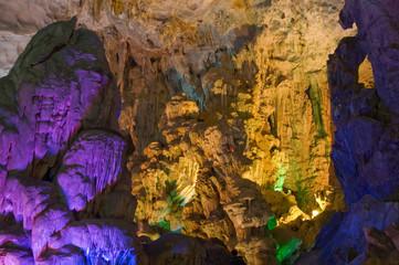 Пещера Тхиен Кунг
