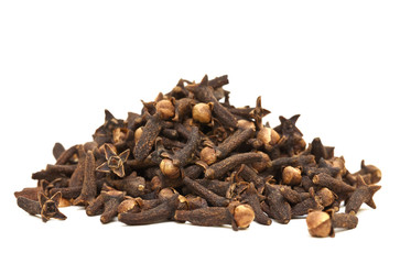 Cloves Isolated