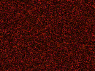 Red cellular texture