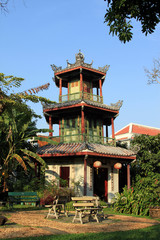 Chinese house in Bangkok