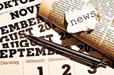 In de dag Kranten news