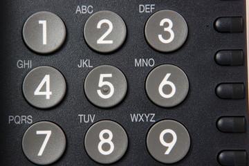 Telefon Tasten Tastatur