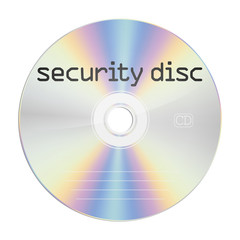 security disc