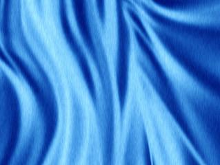 Blue Textile