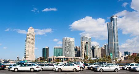Tel-Aviv, panorama