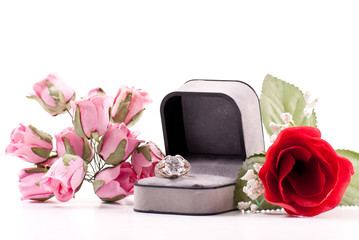 Wedding Ring Gift of Love